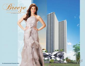 BREEZE RESIDENCES IN ROXAS BLVD. Makati City