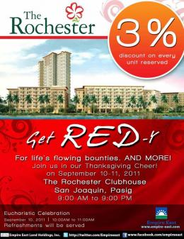 THE ROCHESTER Pasig City San Joaquin