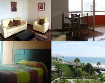 rent an apartment in miraflores Lima