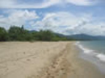 45 acres of beach property La Ceiba