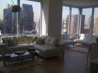 Furnished 2BR/2+1BA Condo New York