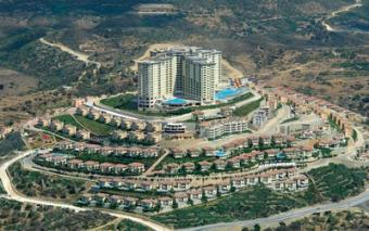 GOLDCITY 1,2,3 Bedroom Residence Alanya