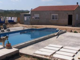 Caudete, 3 Bed Country House Alicante