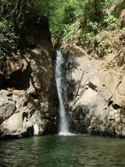 Waterfall Jewel Close to beach, Nosara