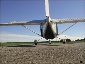Aerodrome for sell in Latvia Courland