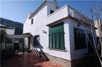 Well maintained villa Denia