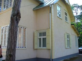 Two houses in one Jurmala