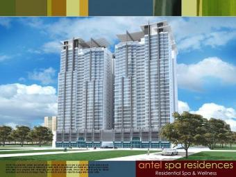 Antel Spa Residences/Condotel Guadalupe Station