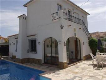 A lovely villa with a separate.. Els Poblets