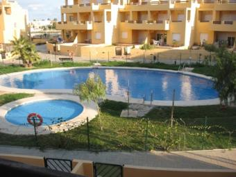 beautiful apartment Vera playa Alemria