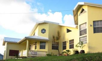 Beautiful House at Cas En Bas St Lucia