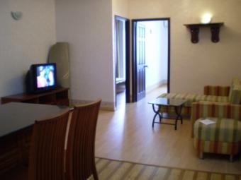 Furnished apt by the Zoo,central Binhthanh Dist,hcm City