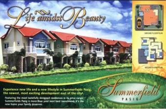 low cost housing Taytay, Rizal & Psig City