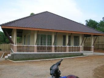 2bedroom, 8x5m house for rent Sihanoukville