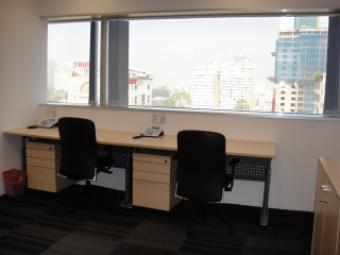 OFFICES FOR LEASE * NOMAD CENTER Hcmc