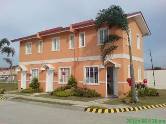 Townhouse thru pagibig Bacoor