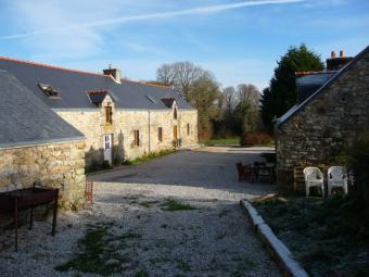 Renovated Farmhouse in Brittany Cotes D Amor