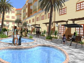 Apartments in a Complex Hurghada