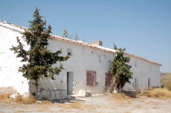 Big old cortijo for sale Zarzalico (puerto Lumbreras)