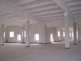 Factory with land rent or sale Berehove