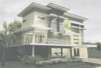 Three Storey Detached House Bandar Seri Begawan