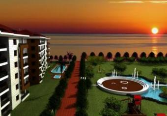 An exclusive home by the sea... Alanya