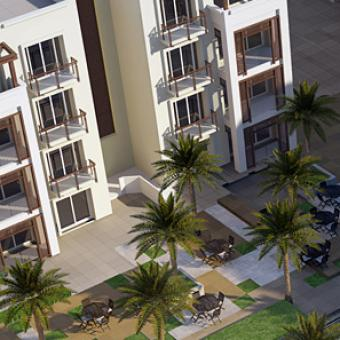 THE WAVE 2 BED APARTMENT 2008 Muscat