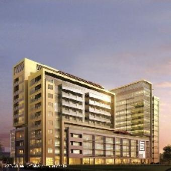 Sienna Square / 1040 Downtown Jebel Ali Medina Des
