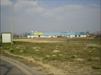 Attractive greenfield for sale Gyor