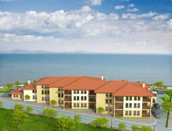 Apartments with sea view Pomorie