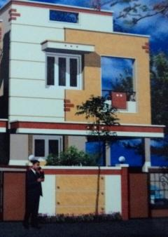 New 3BHK new house for sale Coimbatore