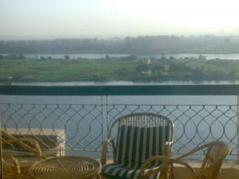 apartment for rent in Nile Maadi Cairo