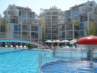 Apt for Sale 200 m from the sea Sunny Beach