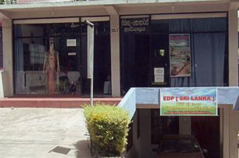 a house with business premisses Pilimathalawa