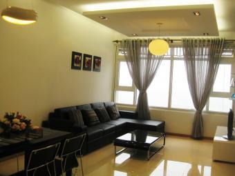 Two bedrooms flat for rent in Sa Hcmc