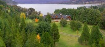 luxury Villa in Patagonia San M. Andes