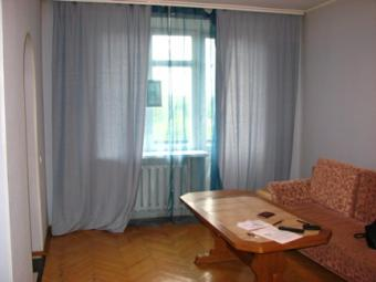 Moscow serviced apt. 1-room flat Moscow