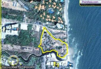 Best price!Beachfront Land Huahi Huahin