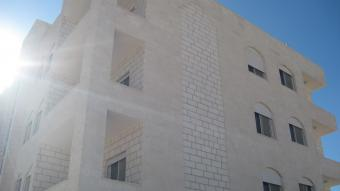 New 9 apt residential building Amman
