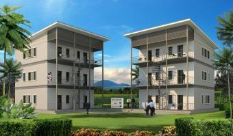 6 rooms Exec Suites in Rainbow Port Moresby