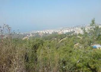 Land in Doha Aramoun for Sale Beirut