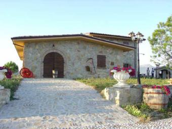 Charming country house in Umbria Gualdo Tadino