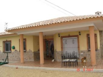 """BEAUTIFUL VILLA WITH EXTERIOR J Almeria"