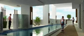 PENTHOUSE WITH PRIVATE POOL Manila