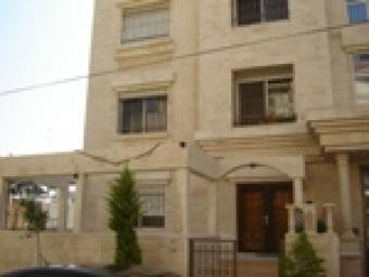 First floor Furnished apartment Amman