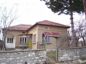 Large two bedroom rural house Dobrich