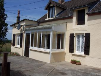 4 Bedroom country home in France Remilly