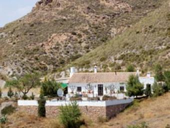A nice renovated old farmhouse Las Crucecicas (aguilas)