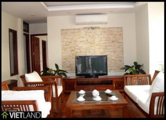 Serviced apartment with 2 beds Hanoi