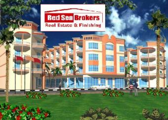 Flats with the sea view Hurghada